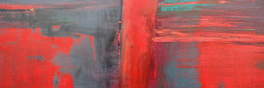 Abstract Painting - Recombinant Landscape 2 by Paul Ashby