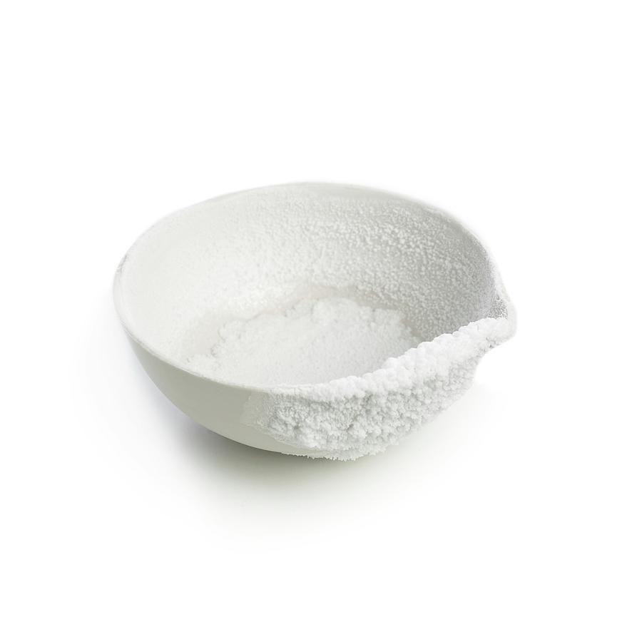 Rock Salt Photograph - Recrystallised Rock Salt by Science Photo Library