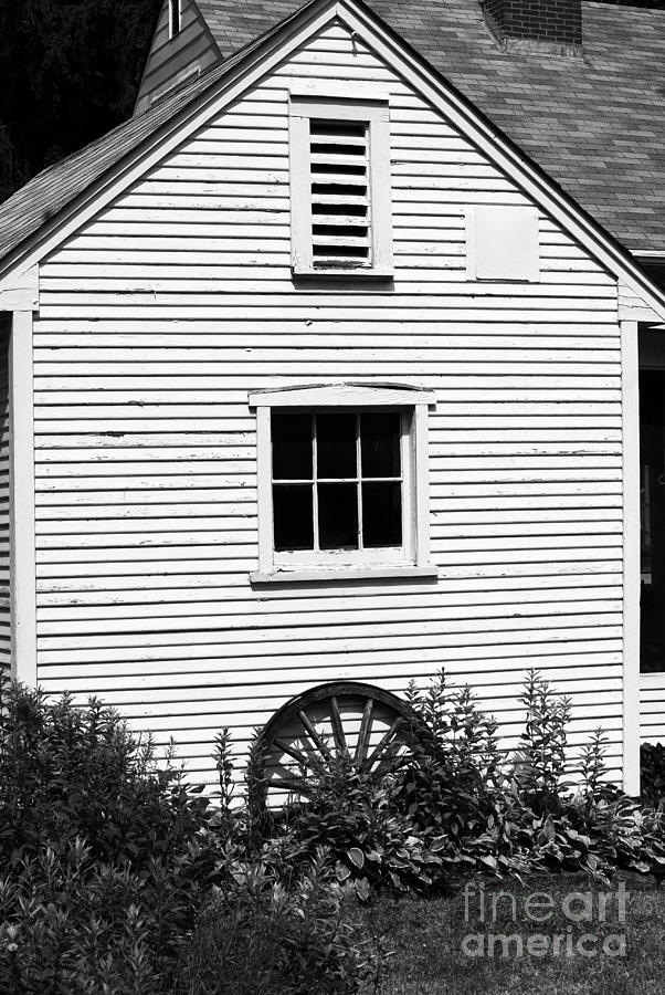 Rectangle. Circle. Square. Photograph