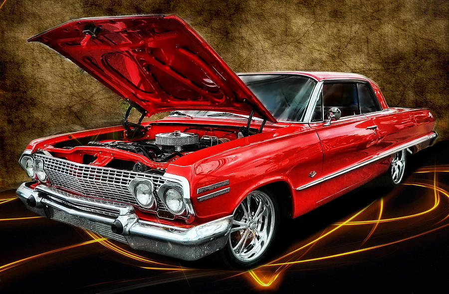 Sale as well Sale furthermore 66 Ss Nova Bill Dutting likewise 0908chp 1967 Chevy Chevelle Custom Autosound Stereo Install furthermore Red 63 Impala Victor Montgomery. on 1966 chevy radio