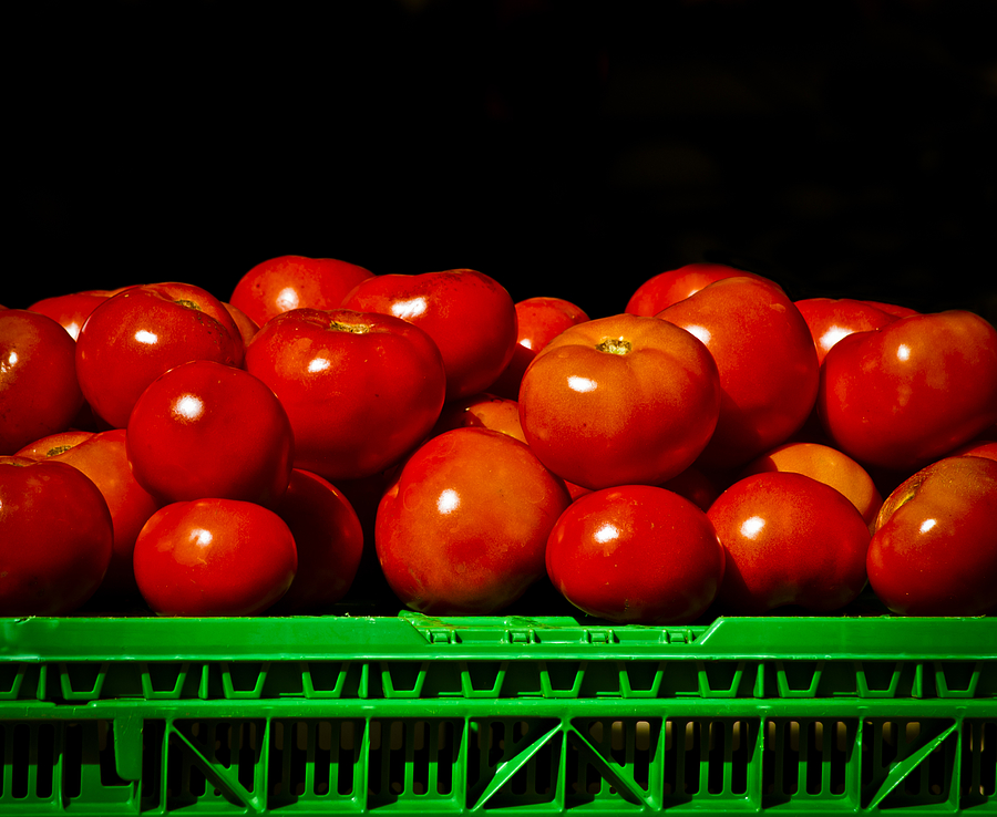 Red And Ripe Photograph
