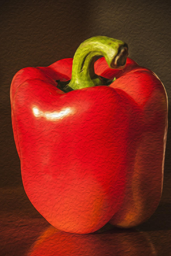 Red Pepper Paint