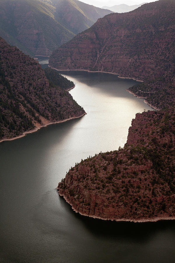 Red Canyon Photograph by Adrian Studer