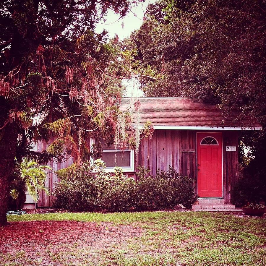Red Photograph - Red Door 9 by Beth Williams