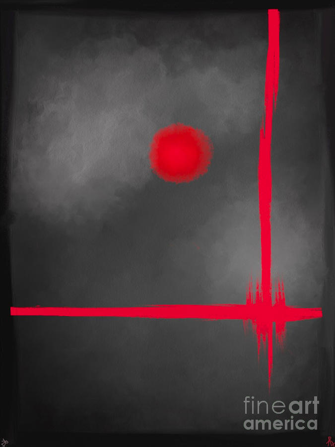 Red Dot Painting