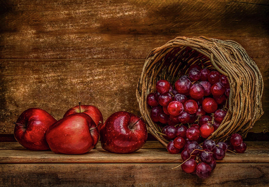 Red Photograph by Margareth Perfoncio