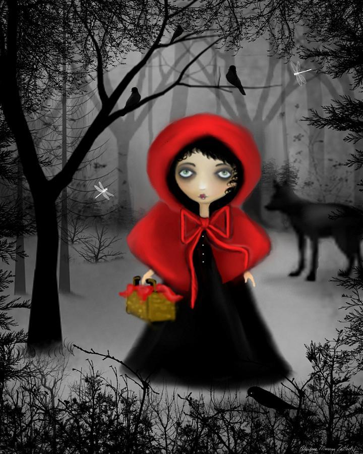 Red Riding Hood by Charlene Murray Zatloukal