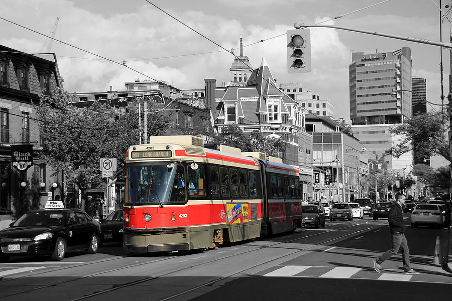 Ttc Photograph - Red Rocket 18c by Andrew Fare
