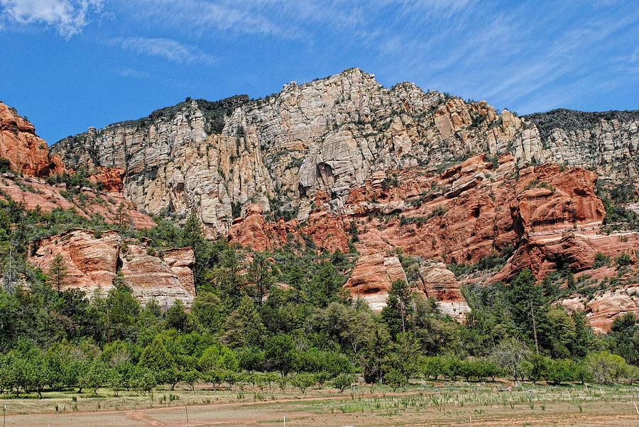 Red Rocks of Sedona by Keith Swango