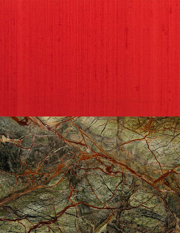 Red Digital Art - Red Veins by Margaret Ivory