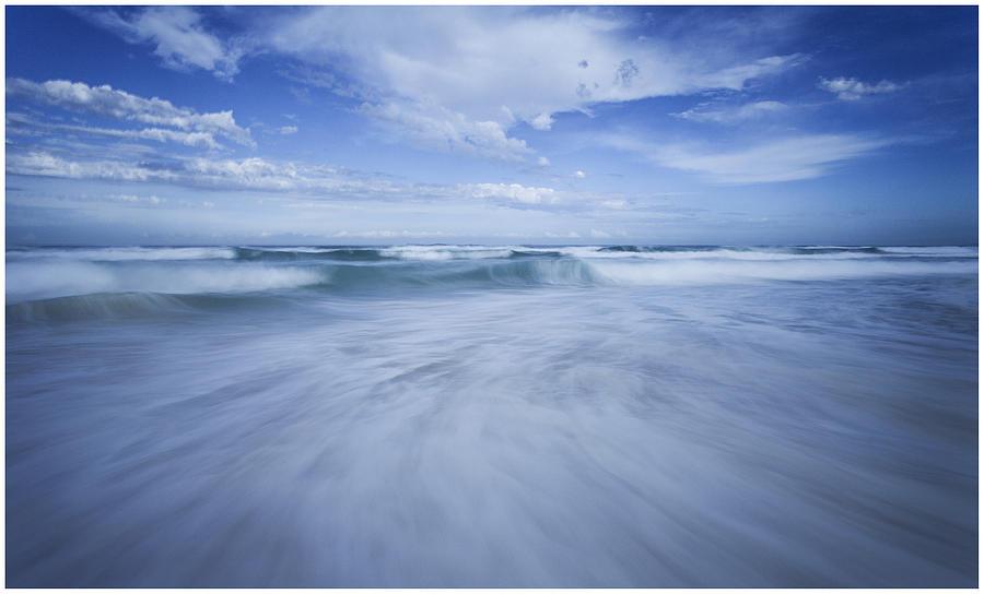 Beach Photograph - Redhead Beach by Steve Caldwell