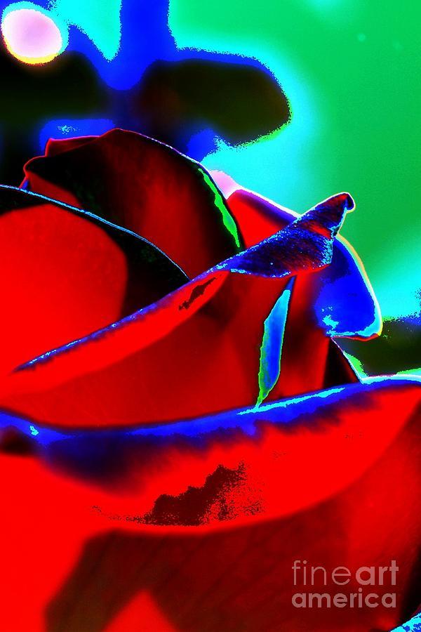Redolence Digital Art - Redolence by Lorles Lifestyles
