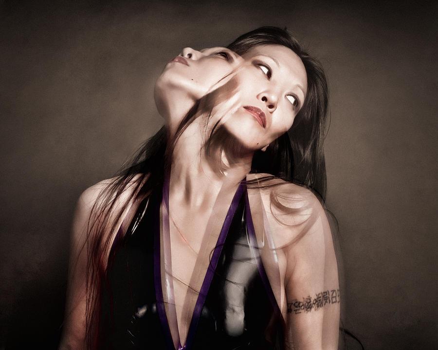 Artistic Portraiture Photograph - Ree Ja Soul by Gary Heller
