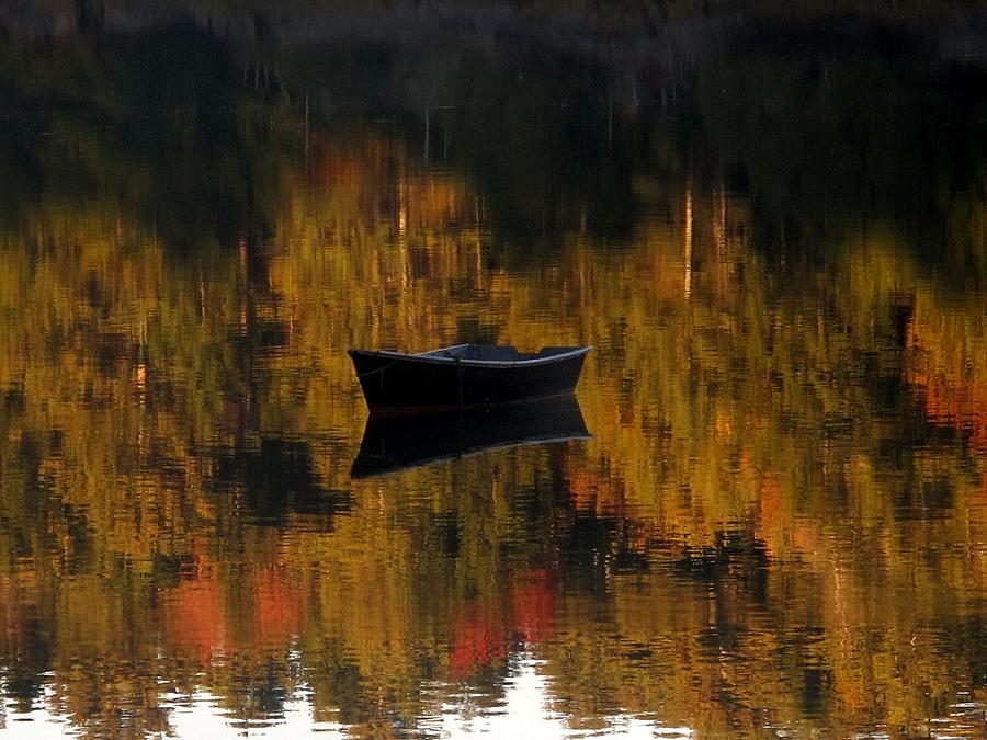 Reflecting Autumn Photograph