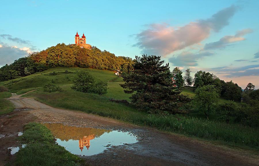 Slovakia Photograph - Reflection by Bronislava Vrbanova