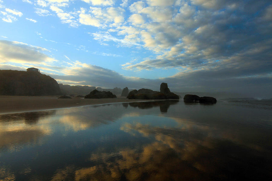 Bandon Photograph - Reflection by Pamela Winders