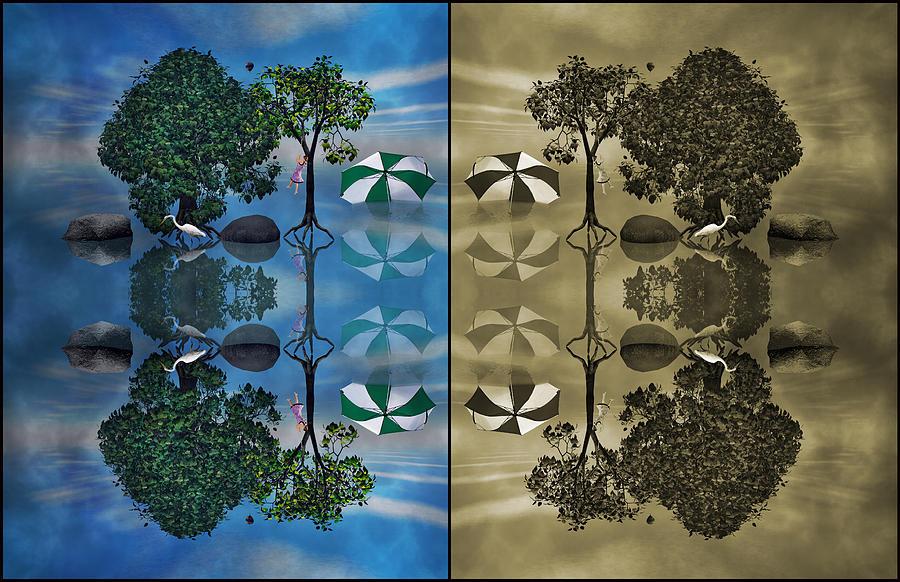 Reflections Digital Art