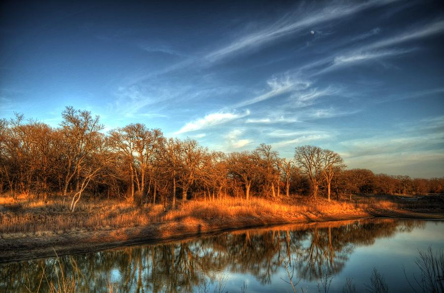 Haggerman Wildlife. Photograph - Reflections by Kimberly Danner