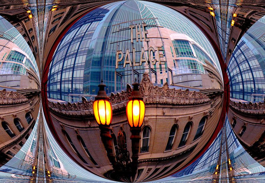 San Francisco Photograph - Reflections by Nick David