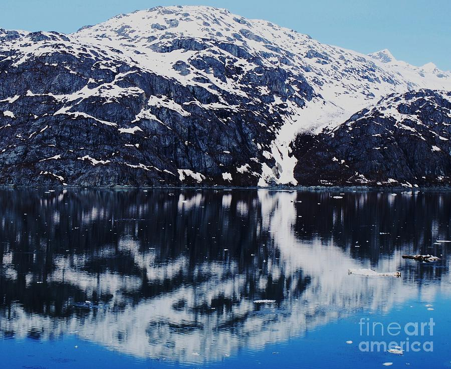 Reflections Captured In Alaska # 1 Photograph by Marcus Dagan