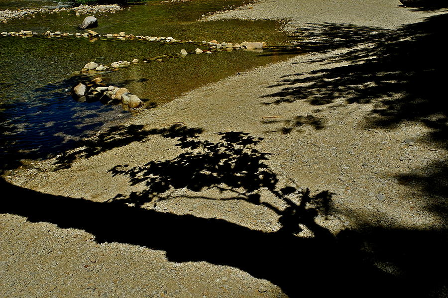 River Photograph - Reflections On A River by Kirsten Giving