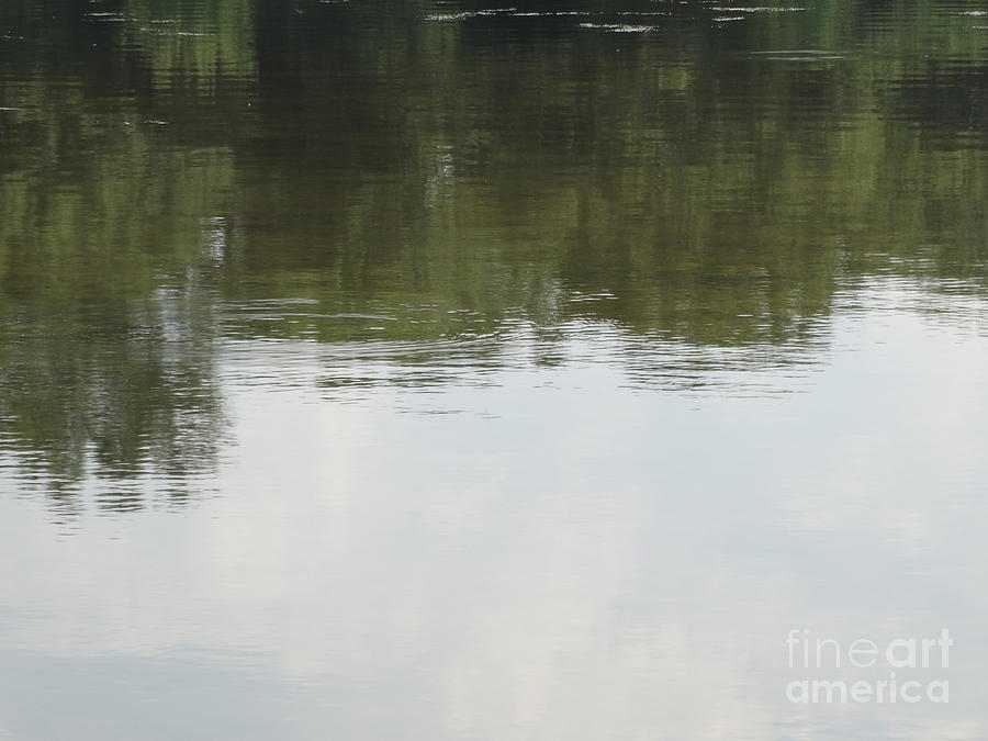 Reflections On The Water Photograph