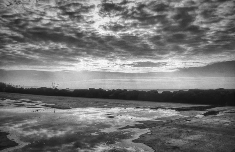 Clouds Photograph - Reflections by Taylan Apukovska