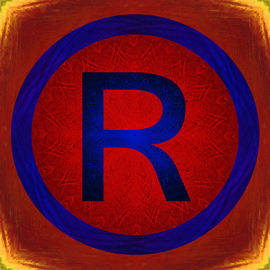 Registered trademark symbol photograph by gregory scott antelope photograph registered trademark symbol by gregory scott buycottarizona Gallery