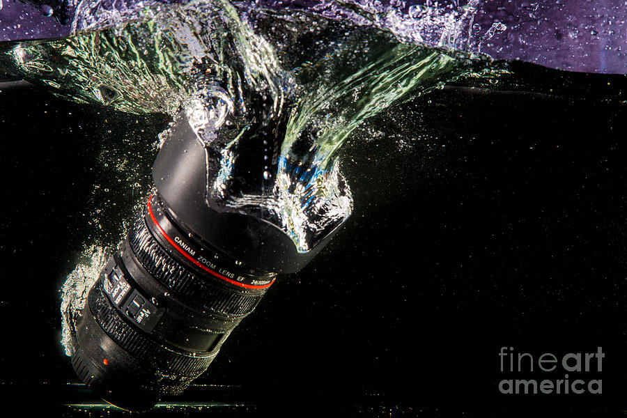 Lens Photograph - Regrets by Rene Triay Photography