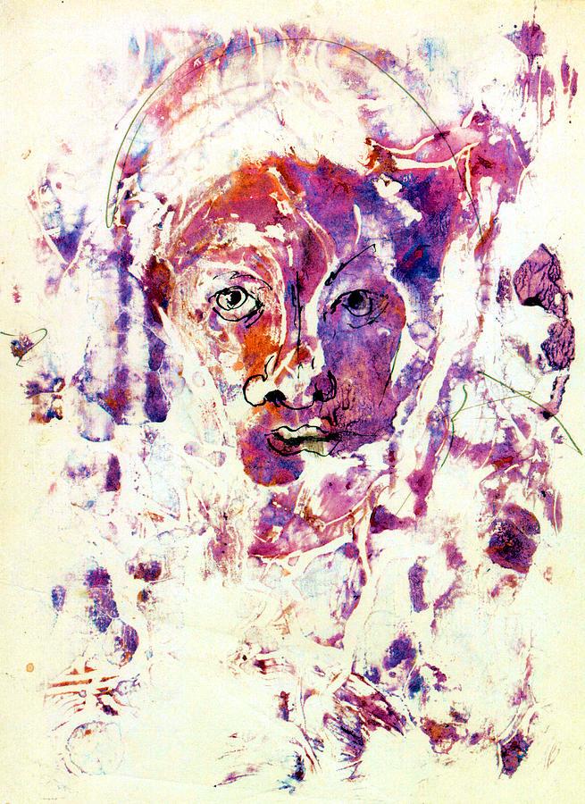 Reincarnation Painting - Reincarnation by Yuri Lushnichenko