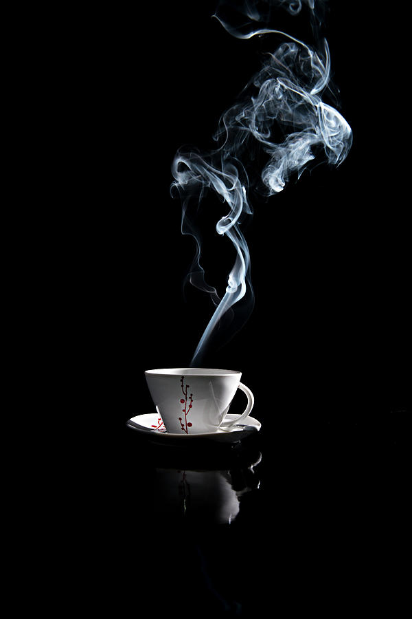 Relaxing Cup Of Café Photograph by ... Abeltx ...