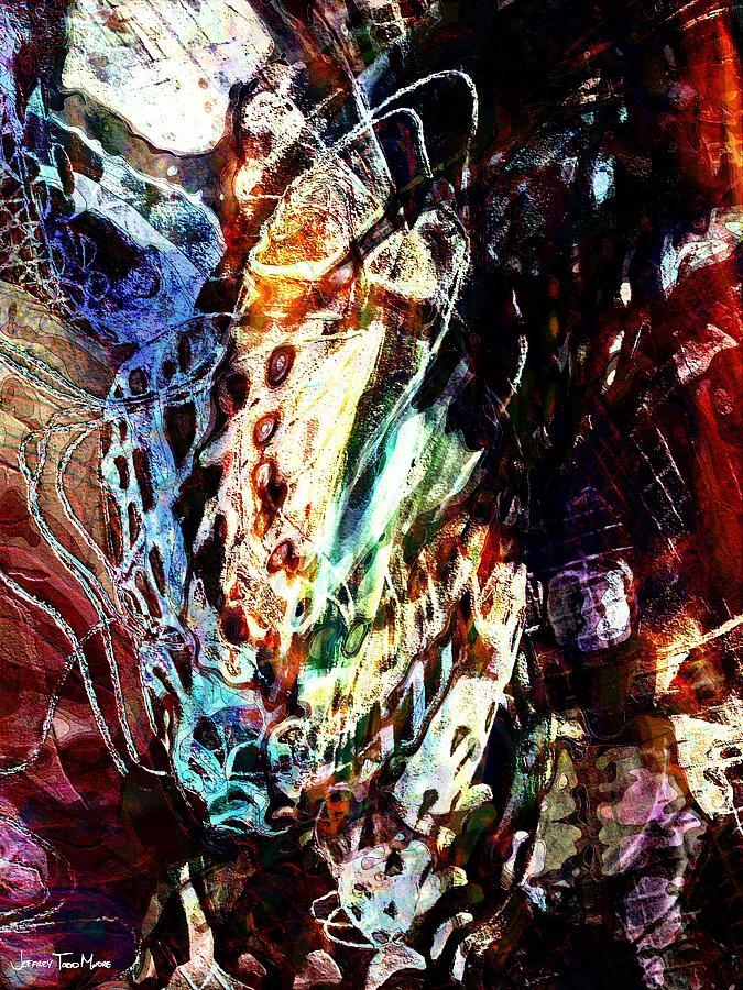 Butterfly Digital Art - Released by Jeffrey Todd Moore