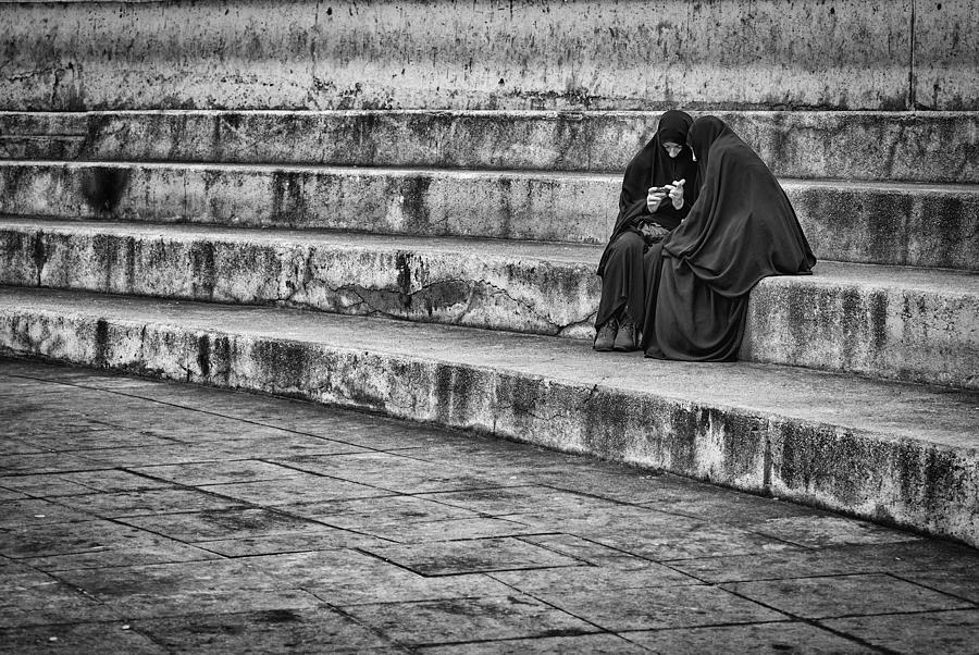 Islam Photograph - Religion by Dobromir Dobrinov