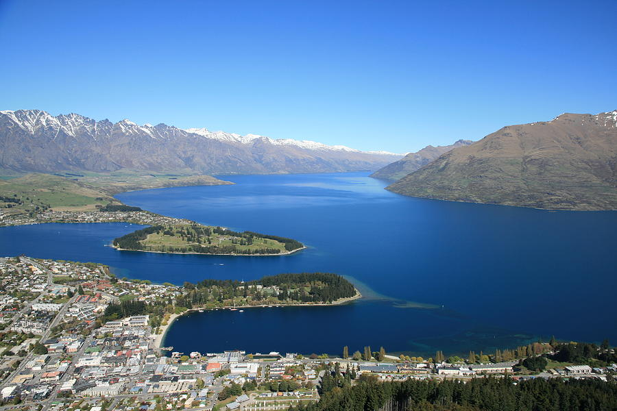 Remarkable Queenstown Photograph by Carl Koenig