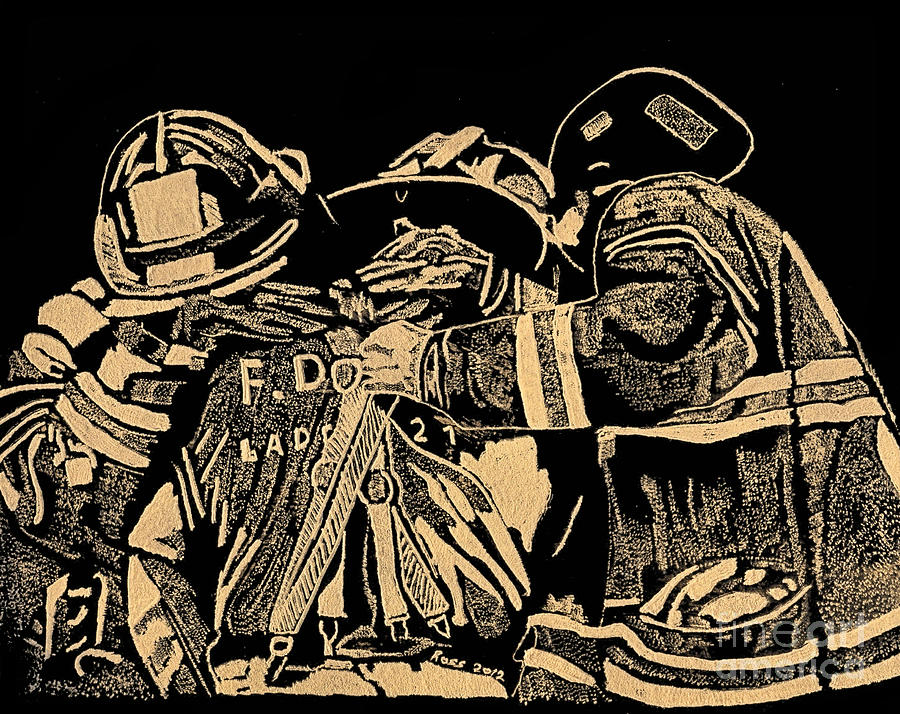 Fireman Relief - Remember Me by Jim Ross