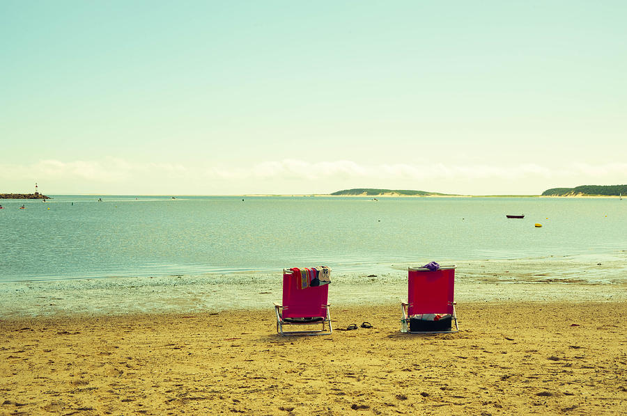 Beach Photograph - Remember Summer by Zina Zinchik