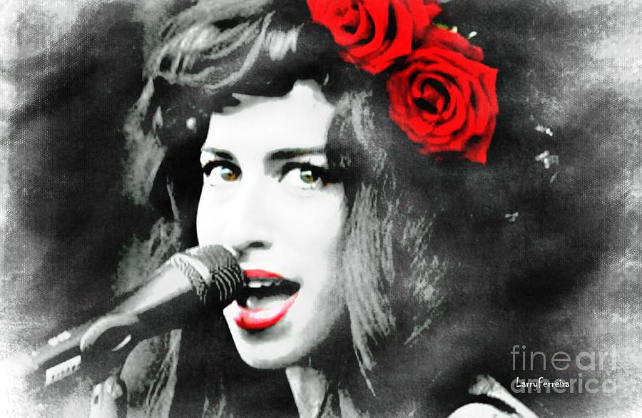 Remembering Amy Digital Art