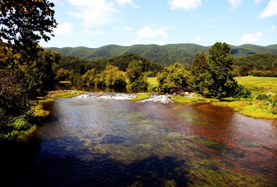 Rivers Photograph - Remembering Mendota by Karen Wiles