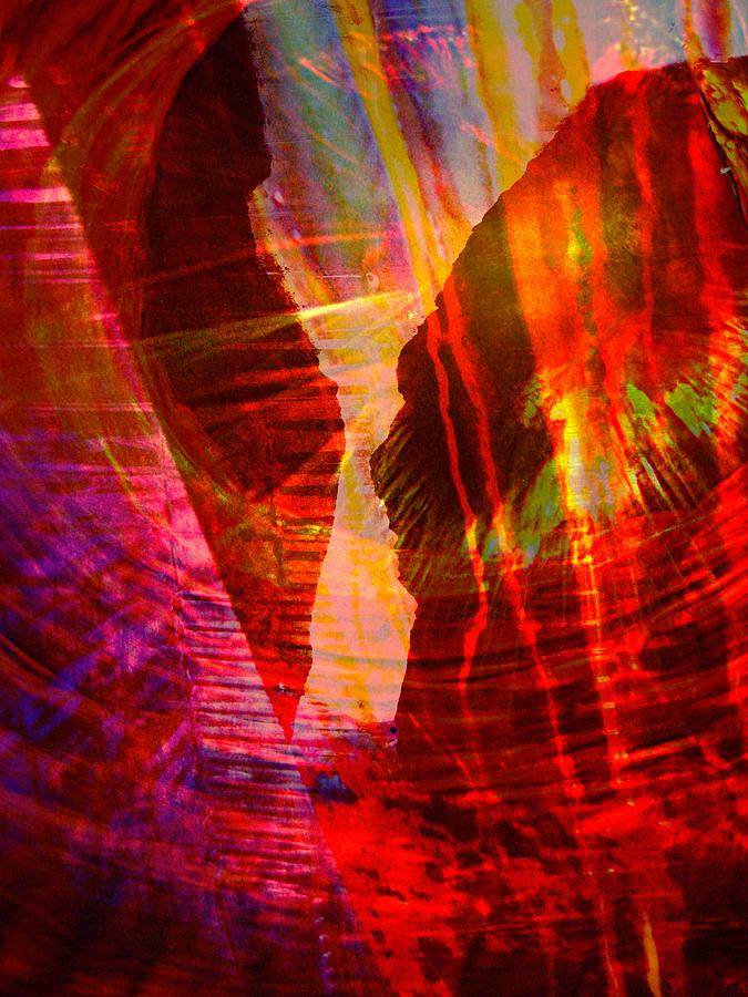 Abstract Photograph - Remembering by Shirley Sirois