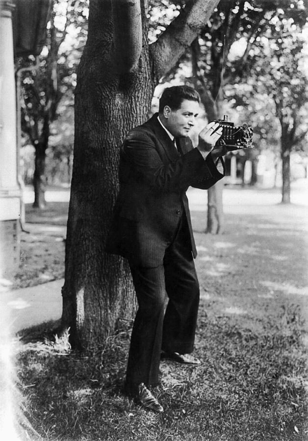 1922 Photograph - Renato Zanelli (1892-1935) by Granger