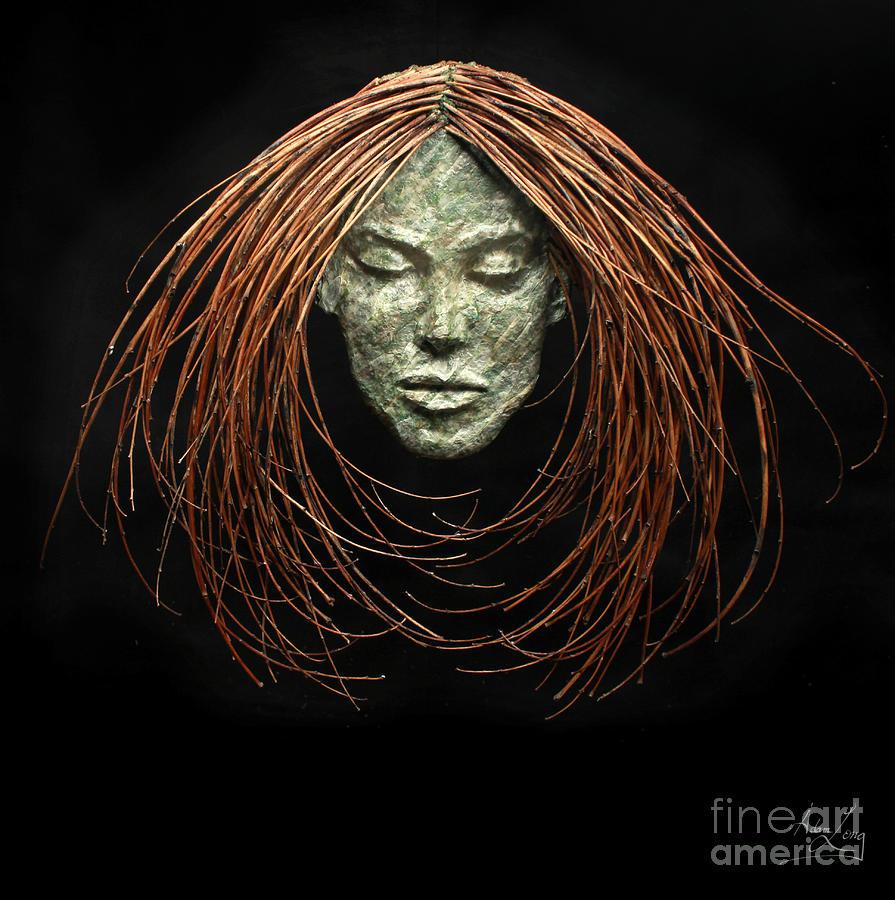 Adam Long Sculpture - Renewed Solace by Adam Long