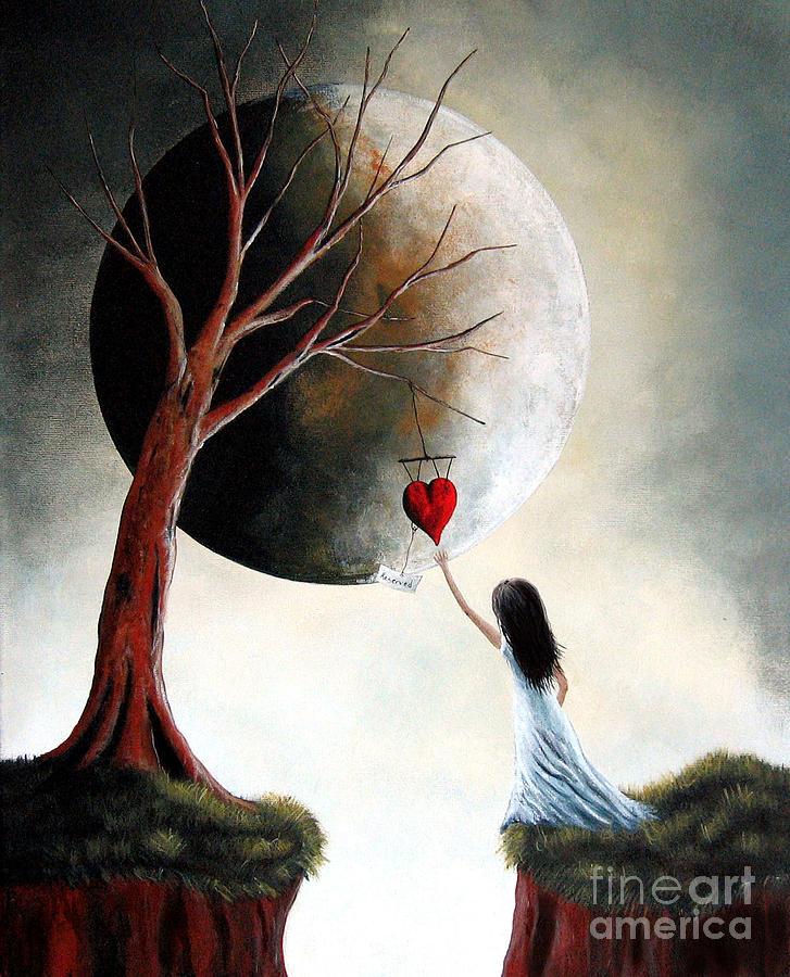 Beautiful Painting - Reserved By Shawna Erback by Shawna Erback