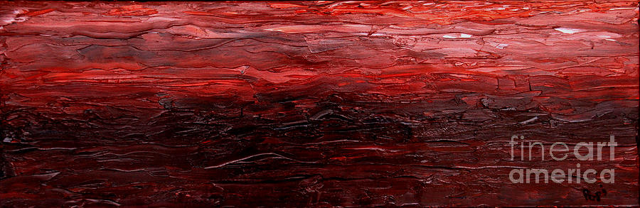 Abstract Painting - Restimulate by Paul Anderson