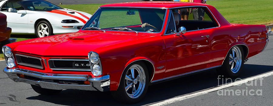 Us Auto Sales >> Restomod 1965 Gto Photograph by Mark Spearman