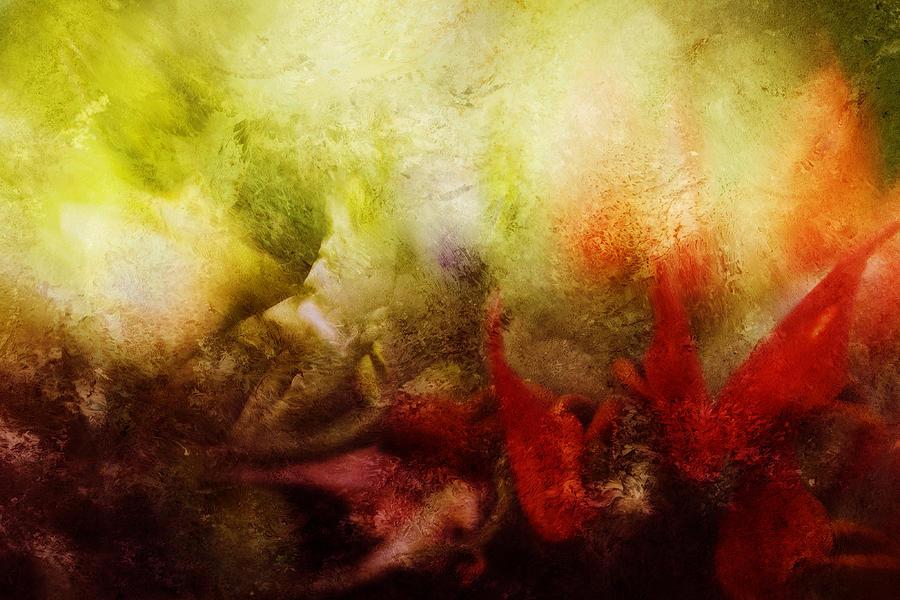 Resurrection Digital Art By Bonnie Bruno