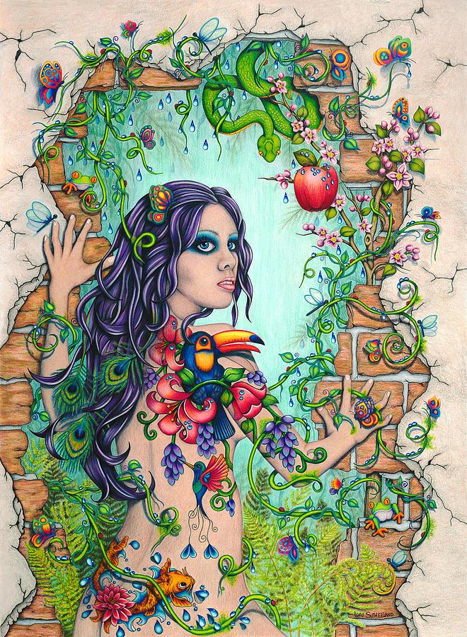 Return to Eden by Lori Sutherland