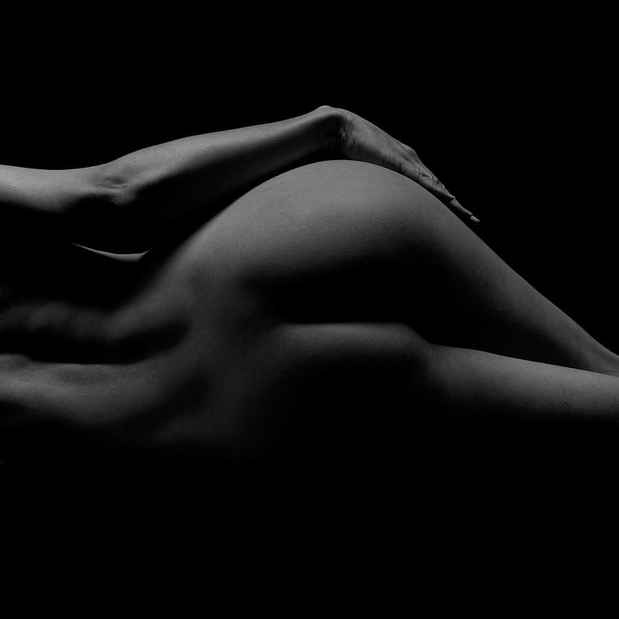 Female Photograph - Revelation 2 by Dario Infini