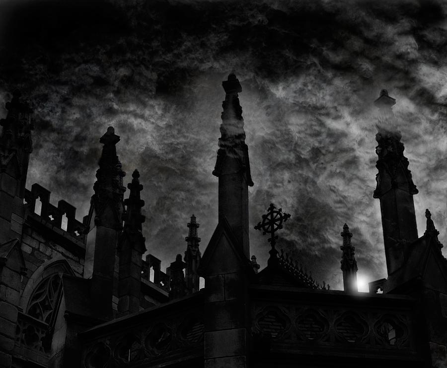 Photo Photograph - Revival by David Fox