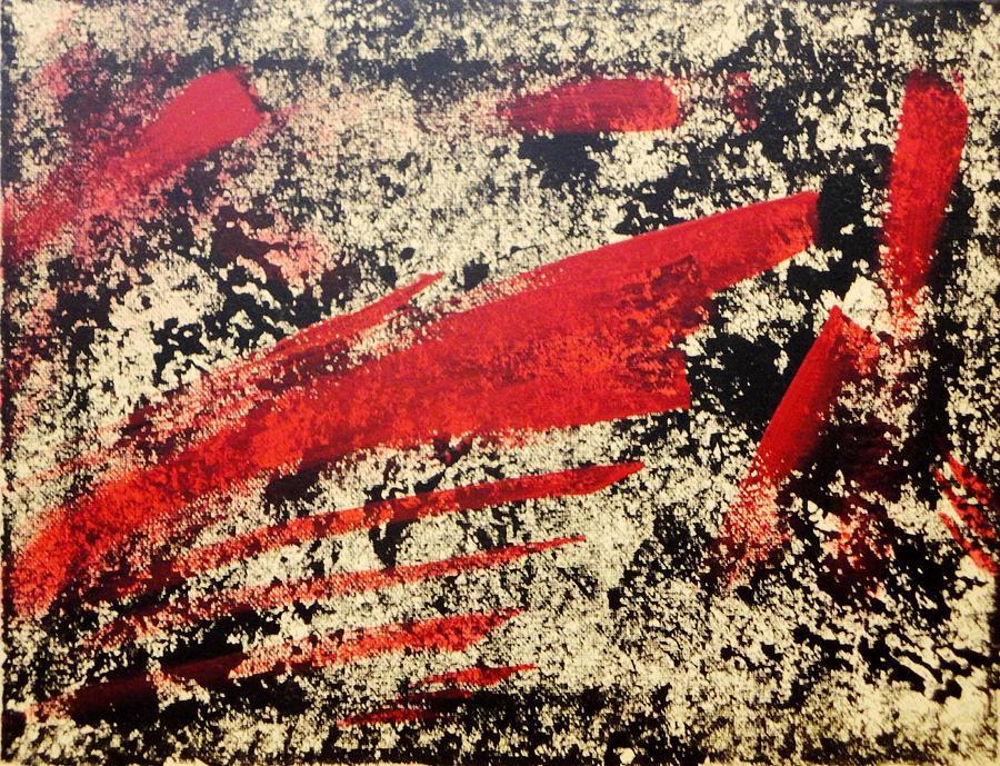Revolution Painting - Revolution by Valerie Howell