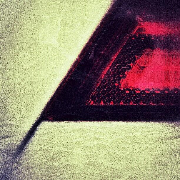 Taillight Photograph - Revolution Within by CML Brown